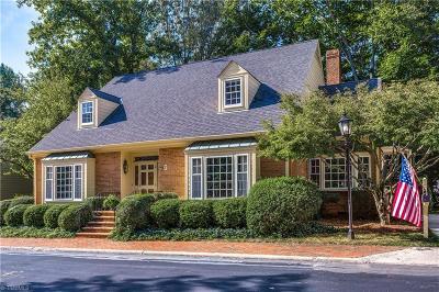 Greensboro Single Family Home For Sale: 7 Ashton Square