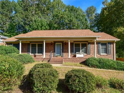 Greensboro Single Family Home For Sale: 2116 Three Meadows Road