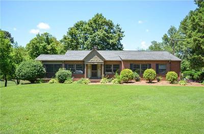 Winston Salem Single Family Home For Sale: 2101 Polo Road