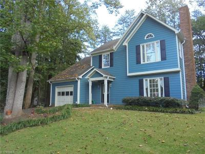 Kernersville Single Family Home Due Diligence Period: 2125 Eagle Valley Court