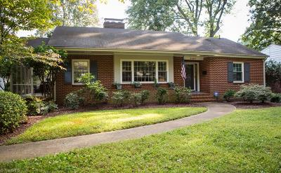 Greensboro Single Family Home For Sale: 3407 Kirby Drive