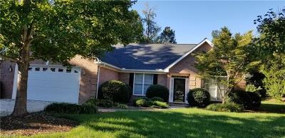 Guilford County Single Family Home Due Diligence Period: 4701 Barrington Place Court