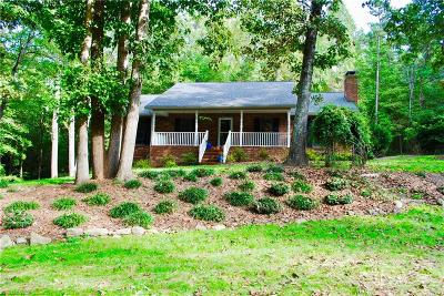 Clemmons Single Family Home For Sale: 6974 Culler Road