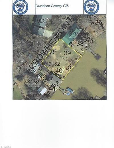Lexington NC Residential Lots & Land For Sale: $99,500