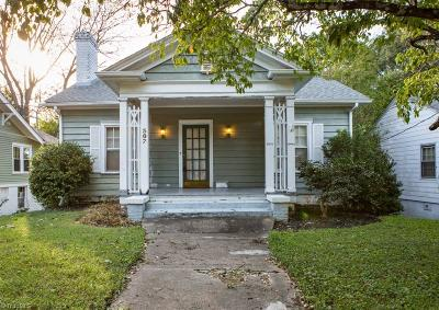 Greensboro Single Family Home For Sale: 307 Westover Terrace