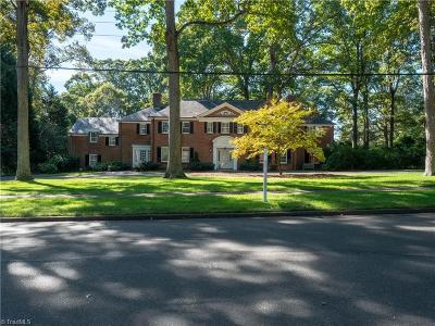 Winston Salem NC Single Family Home For Sale: $1,275,000