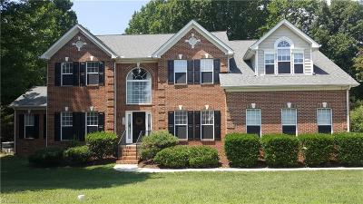 Alamance County Single Family Home For Sale: 1228 Jamestowne Drive