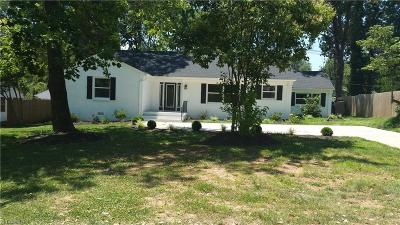 Starmount Single Family Home For Sale: 503 N Holden Road