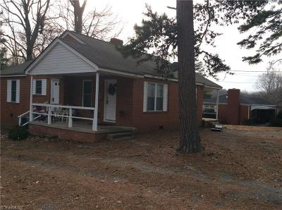 Asheboro Multi Family Home For Sale: 1309-1311 Rolling Road