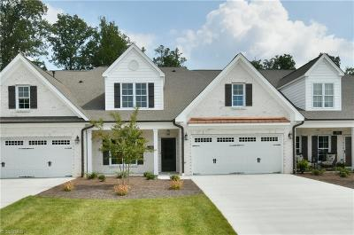 Kernersville Condo/Townhouse For Sale: 1687 Angus Ridge Drive