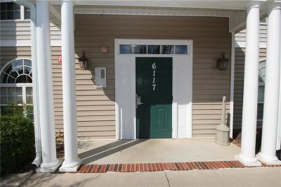 High Point Condo/Townhouse Due Diligence Period: 6117 Hedgecock Circle