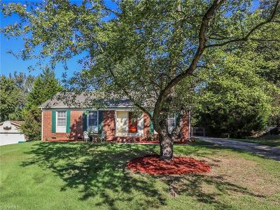 High Point Single Family Home Due Diligence Period: 3804 Westfield Street