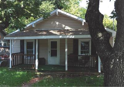 High Point Single Family Home For Sale: 322 Pickett Place