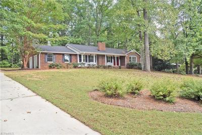 Winston Salem, Clemmons, Lewisville Single Family Home Due Diligence Period: 180 Saura Lane