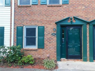 Clemmons NC Condo/Townhouse For Sale: $64,500