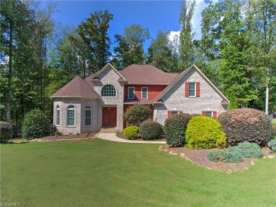 Guilford County Single Family Home For Sale: 3287 Minglewood Trail