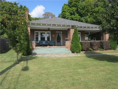 High Point Single Family Home For Sale: 920 Old Winston Road