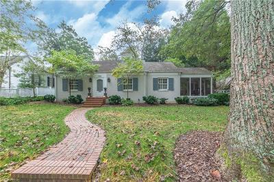 Greensboro Single Family Home For Sale: 1502 Edgedale Road