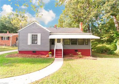 High Point Single Family Home Due Diligence Period: 631 Liberty Road