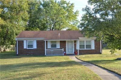Greensboro NC Single Family Home For Sale: $64,900