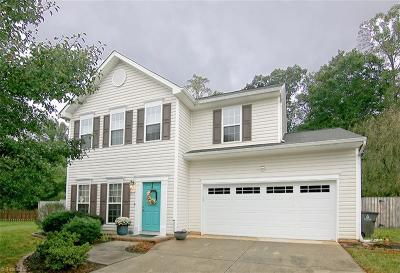 Kernersville Single Family Home Due Diligence Period: 203 Crest Stone Court