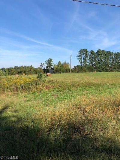 Caswell County Residential Lots & Land For Sale: 505 Holland Road