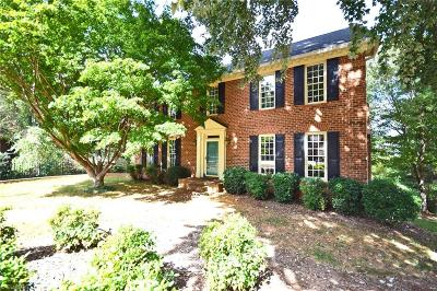 Winston Salem Single Family Home For Sale: 4160 Sulgrave Court