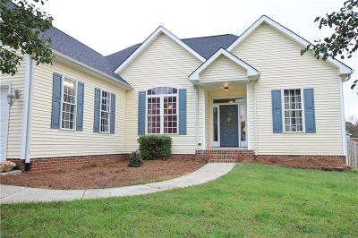 Kernersville Single Family Home For Sale: 325 Crooked Tree Drive