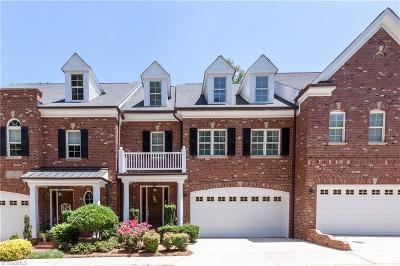 Greensboro Single Family Home For Sale: 36 Midland Park Lane