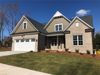 Winston Salem Single Family Home For Sale: Lot 30 Wisteria Drive