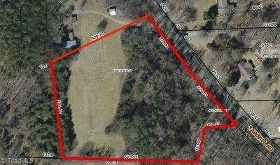 Winston Salem Residential Lots & Land Due Diligence Period: 3930 Sawmill Road