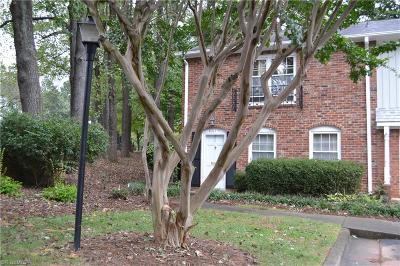 Guilford County, Forsyth County, Davidson County, Randolph County, Surry County, Yadkin County, Davie County, Stokes County, Rockingham County, Caswell County, Alamance County Condo/Townhouse For Sale: 2317 Patriot Way #A