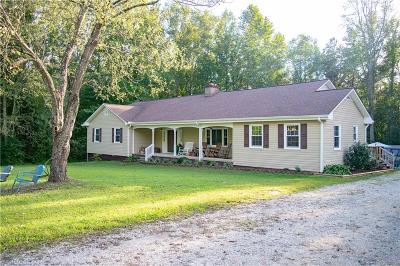 Reidsville Single Family Home For Sale: 503 Parkland Road