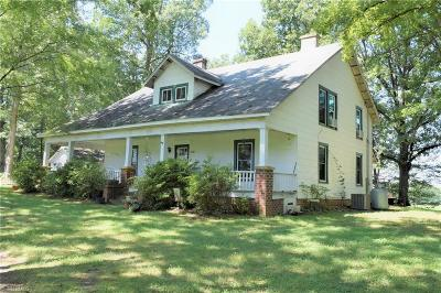 Rockingham County Single Family Home For Sale: 1030 Ellisboro Road