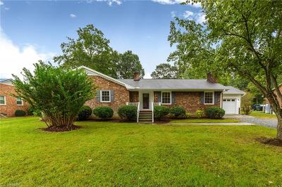 Alamance County Single Family Home For Sale: 2506 Woodridge Road