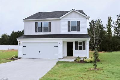Burlington Single Family Home For Sale: 228 Sumter Court