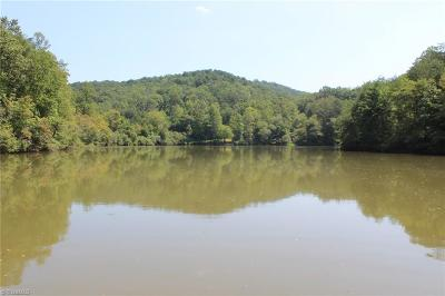 Iredell County Residential Lots & Land For Sale: 182 Mountain Lake Drive