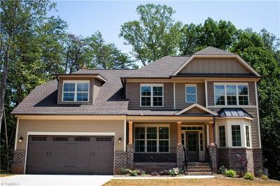 Summerfield Single Family Home For Sale: 3810 Deerwood Acres Drive