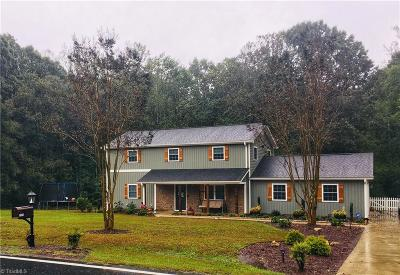 Summerfield Single Family Home For Sale: 1925 Scalesville Road