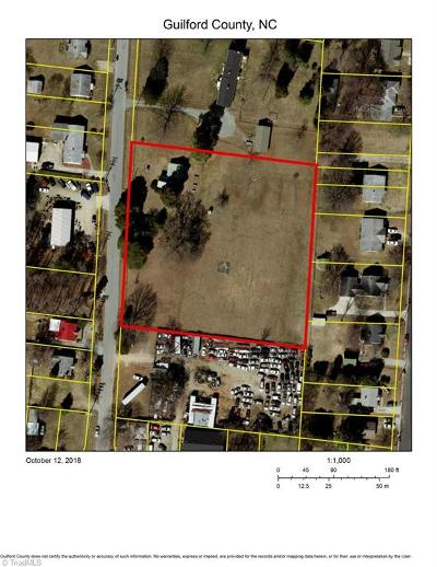 High Point Residential Lots & Land For Sale: 121 Avondale Street