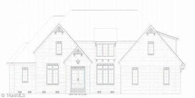 Winston Salem Residential Lots & Land For Sale: Lot 7 Bartram Place