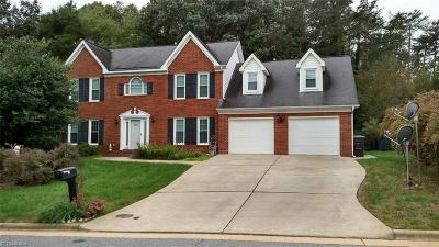 Guilford County Single Family Home For Sale: 4141 Tecumseh Street