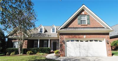 Clemmons Single Family Home For Sale: 1032 Keswick Lane