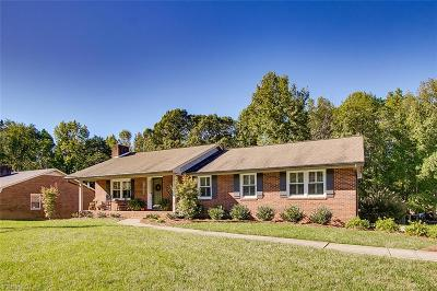 Kernersville NC Single Family Home Due Diligence Period: $242,000