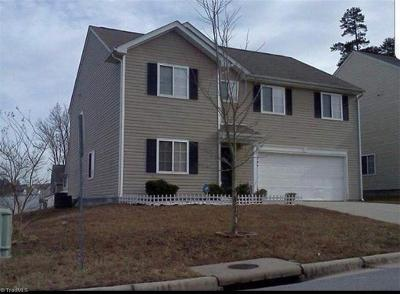 Guilford County Single Family Home For Sale: 1708 Coryton Way