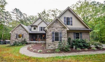Mocksville Single Family Home Due Diligence Period: 174 Timber Trails Lane