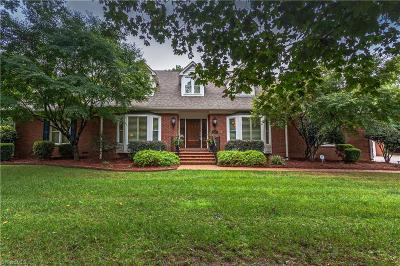 Greensboro Single Family Home For Sale: 5205 Hedrick Drive