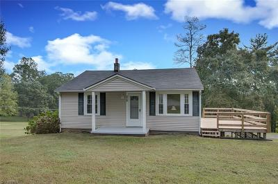 Asheboro Single Family Home For Sale: 310 Saunders Drive