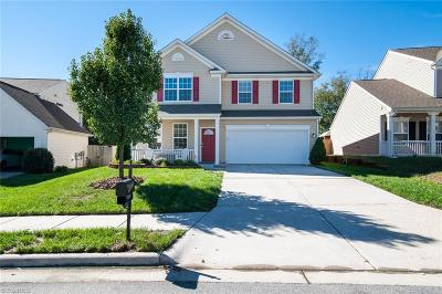 High Point Single Family Home For Sale: 2483 Ingleside Drive