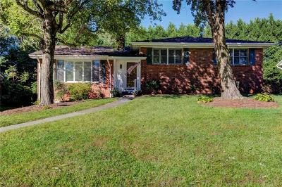 Ardmore Single Family Home Due Diligence Period: 1436 Capri Road